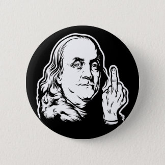 Franklin Pinback Button