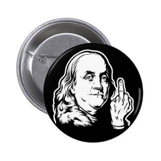 Franklin Pinback Button