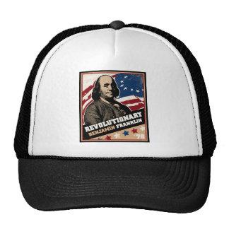 franklin-revolutionary1 trucker hat