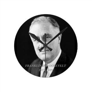 Franklin Roosevelt clock