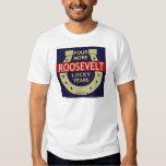 Franklin Roosevelt Playeras