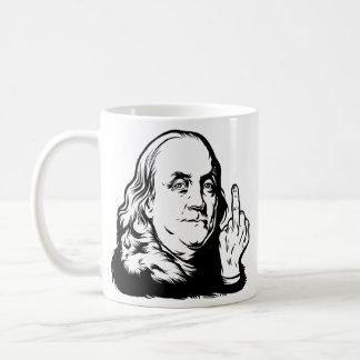 Franklin Tazas De Café