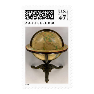Franklin Terrestrial Globe 12 Inches in Diameter Postage