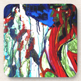 Franklin's Mountain Drink Coasters