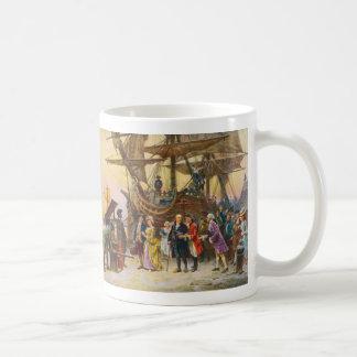 Franklin's Return to Philadelphia by Jean Ferris Coffee Mug