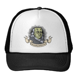 Franklinstein Trucker Hat