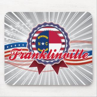 Franklinville, NC Alfombrilla De Ratones