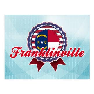 Franklinville, NC Postales