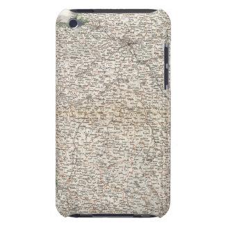 Frankreich - Francia iPod Case-Mate Carcasas