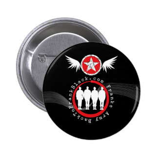Frank's Army Pinback Buttons
