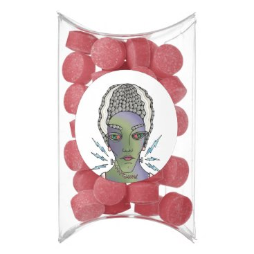 Halloween Themed Franks Bride Chewing Gum