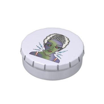 Franks Bride Jelly Belly Candy Tin