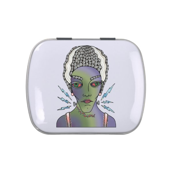 Franks Bride Jelly Belly Candy Tins