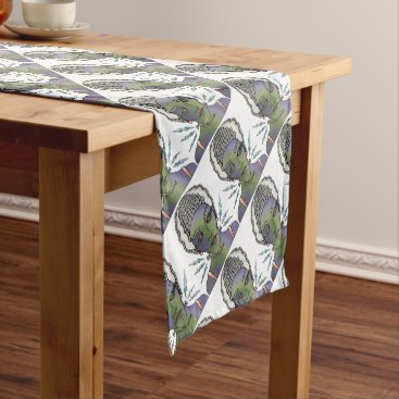 Halloween Themed Franks Bride Short Table Runner