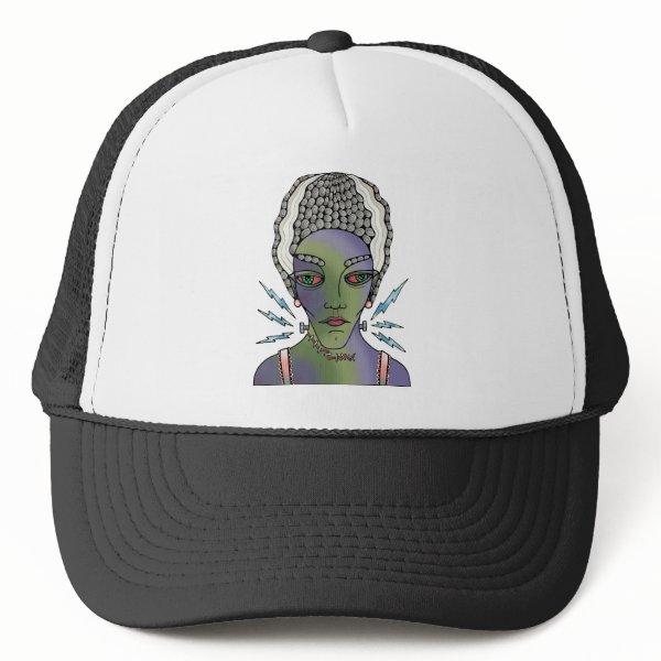 Franks Bride Trucker Hat