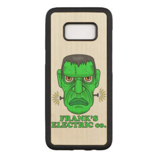 Frank's Electric Company Carved Samsung Galaxy S8 Case