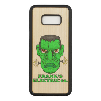 Frank's Electric Company Carved Samsung Galaxy S8+ Case