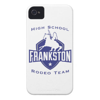 Frankston High School Rodeo Team iPhone 4 Case-Mate Case