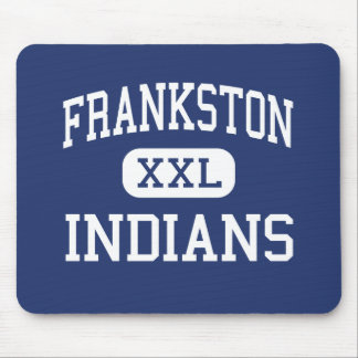 Frankston - Indians - High - Frankston Texas Mouse Pad