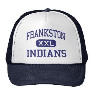 Frankston Indians Middle Frankston Texas Hat