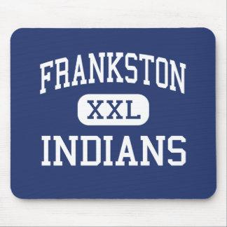 Frankston Indians Middle Frankston Texas Mousepads