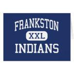 Frankston - indios - alto - Frankston Tejas Tarjeta