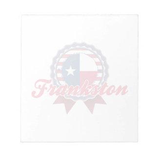 Frankston, TX Bloc De Papel