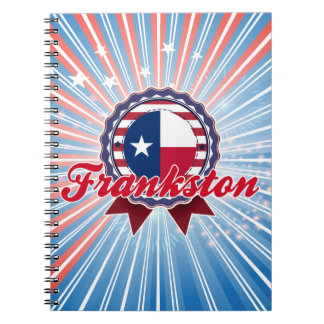 Frankston, TX Libro De Apuntes