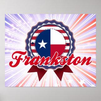 Frankston TX Poster