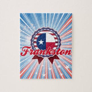Frankston, TX Rompecabeza
