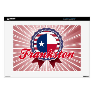 Frankston, TX 38,1cm Portátil Calcomanía