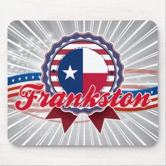 Frankston, TX Tapete De Raton