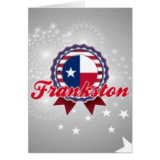 Frankston, TX Tarjetas