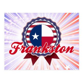 Frankston, TX Tarjetas Postales