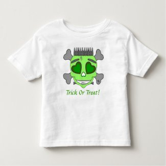 Franky Baby Skull shirt