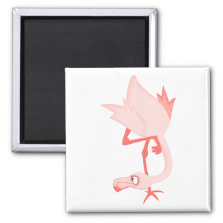 Franky Flamingo Magnet