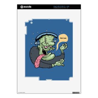 Franky Says So Skin For iPad 2