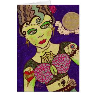 """""""Franky's Doll"""" Card"""