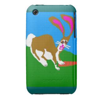 Frannie Bunnie Finds A Carrot iPhone 3 Case-Mate Case