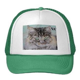 Franny the Cat Trucker Hat