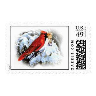 Franqueo cardinal del día de fiesta