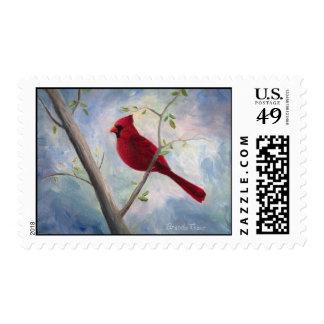 Franqueo cardinal sellos