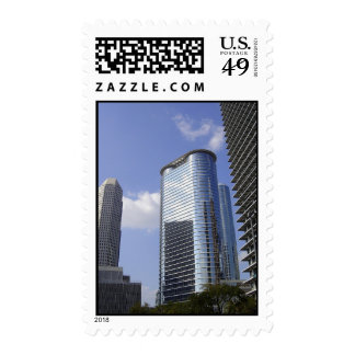 Franqueo céntrico de Houston