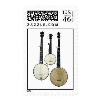 Franqueo de 3 banjos