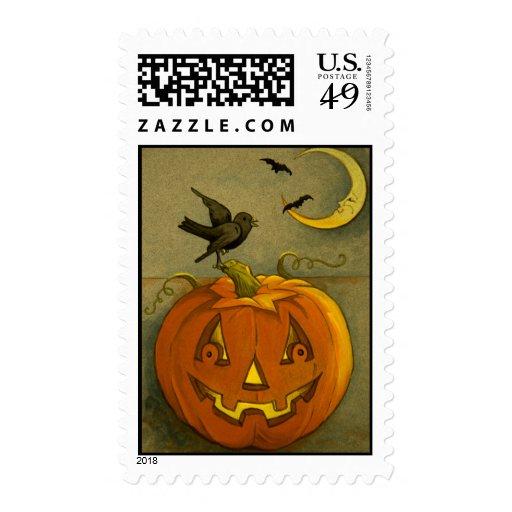 Franqueo de 4923 Halloween