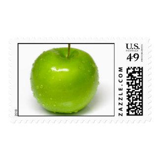 Franqueo de Apple del granny smith