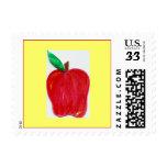 Franqueo de Apple - postal
