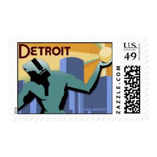 Franqueo de Detroit