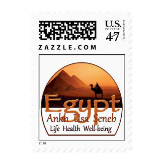 Franqueo de EGIPTO Timbre Postal