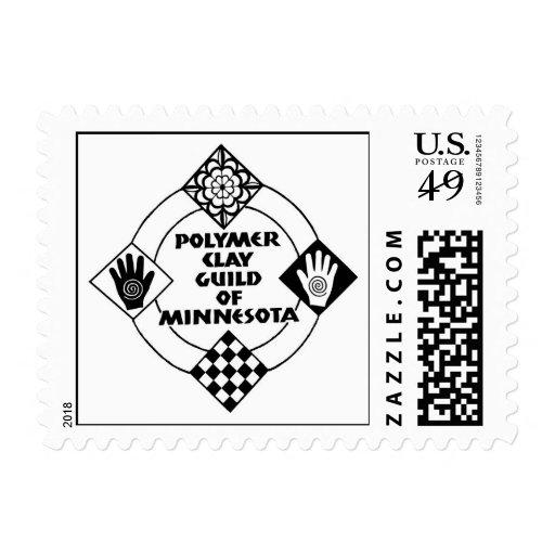 Franqueo de encargo de USPS con el logotipo de PCG